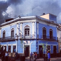 Photo taken at Plazuela de los Ángeles by Roderick H. on 11/2/2012