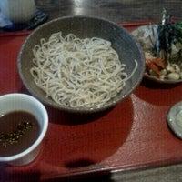 Photo taken at 手打そば くりはら by k_mura on 11/24/2012