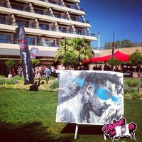 Photo taken at Ibiza Gran Hotel by Guillaume L. on 6/4/2013