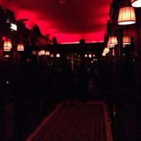 Photo taken at Hôtel Costes by Michael S. on 11/29/2012