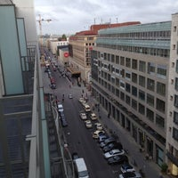 Photo taken at Regent Berlin by Michael S. on 10/10/2012