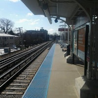 Photo taken at CTA - Jarvis by Kenyadi on 4/20/2013