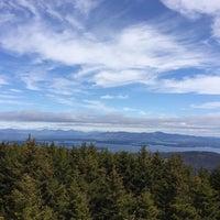 Photo taken at Mt. Belknap Summit by Shari M. on 4/23/2016