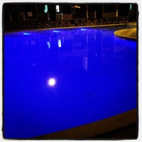 Photo taken at Pool by Luis S. on 8/20/2013