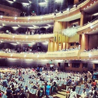 Снимок сделан в Мариинский театр. Вторая сцена пользователем Michael Z. 7/9/2013