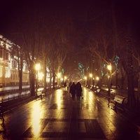 Снимок сделан в Приморский бульвар пользователем Kirill A. 12/27/2012