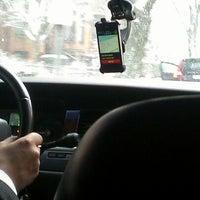 Photo taken at In an @Uber_Bos by @BostonAttitude on 2/8/2013