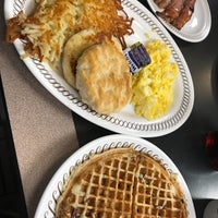 Photo taken at Waffle House by Jason H. on 4/12/2017