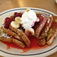 Photo taken at IHOP by Bella T. on 6/24/2013