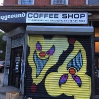 Photo prise au Playground Coffee Shop par Yasmeen C. le10/31/2016