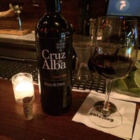 Photo taken at Barcelona Wine Bar Waypointe by Jayant P. on 11/18/2013