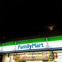 Photo taken at FamilyMart by Chuki on 1/20/2017