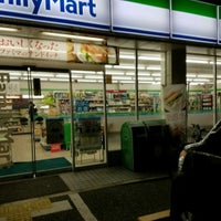 Photo taken at FamilyMart by Chuki on 4/10/2017