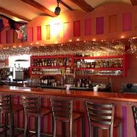 Photo taken at La Choza by Brian T. on 11/2/2012