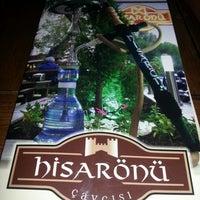 9/16/2012 tarihinde Firdavs A.ziyaretçi tarafından Hisarönü Cafe'de çekilen fotoğraf