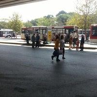 Photo taken at Bornova Metro Otobüs Durağı by Firdavs A. on 9/18/2012