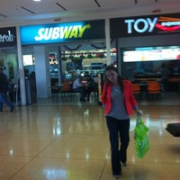 Photo taken at Subway by Mauricio D. on 12/6/2012