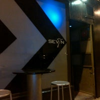 Photo taken at Sev7n Bar by Paulo C. on 9/16/2013
