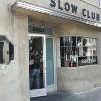 Photo taken at Slow Club by Butter C. on 5/15/2013