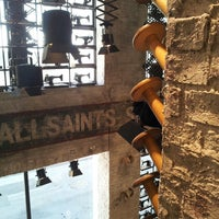 Photo taken at AllSaints by Butter C. on 6/2/2013