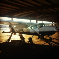 Photo taken at Centennial Airport (APA) by Kendall T. on 1/6/2013
