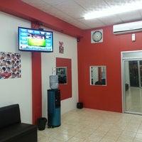 Photo taken at Sport Plaza Barber Shop by Erick H. on 6/30/2014