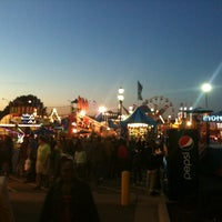 Photo taken at North Carolina State Fairgrounds by Claire A. on 10/16/2012