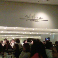 Foto tirada no(a) Geisha Hi-Tech por Bruna D. em 11/2/2012