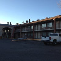 Photo taken at Econo Lodge by Ray D. on 12/27/2013