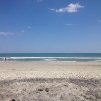 Photo taken at Shore Drive Beach by Jon K. on 5/12/2013