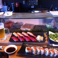 Photo taken at Sushi Kyotatsu by John G. on 12/16/2012
