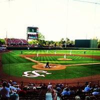 Photo taken at Carolina Stadium by M. C. on 4/17/2013