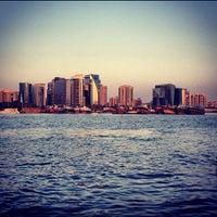 Photo taken at Dubai Creek by Ali A. on 11/5/2012