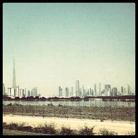 Photo taken at Ras Al Khor Wildlife Sanctuary محمية راس الخور by Ali A. on 10/23/2012