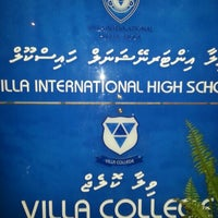 Photo taken at Villa College QI Campus by Sam W. on 11/27/2012