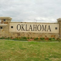 Photo taken at Oklahoma Visitor Center by Victoria D. on 5/10/2013