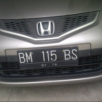 Photo taken at Honda Soekarno Hatta by IIS B. on 6/14/2014