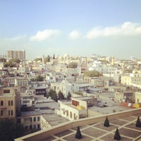 Снимок сделан в Four Seasons Hotel Baku пользователем Sergio C. 10/29/2012