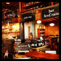 Photo taken at Bar Ferd'nand by Stephen P. on 3/24/2013