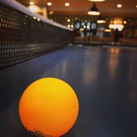Photo taken at Shibuya Ping Pong Club by A K. on 1/25/2014