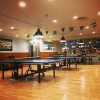 Photo taken at Shibuya Ping Pong Club by A K. on 8/30/2014