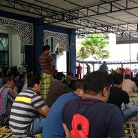 Photo taken at Masjid Jamek IPD Dang Wangi by Adam Saffian G. on 11/9/2012