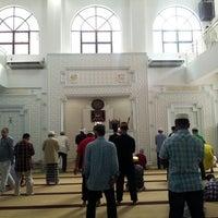 Photo taken at Masjid Jamek IPD Dang Wangi by Acai P. on 9/21/2012