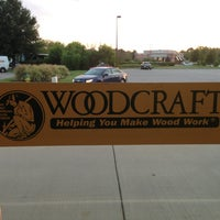 Photo taken at Woodcraft by Christopher M. on 9/13/2013