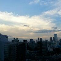 Photo taken at グランパークタワー by masaharu m. on 9/9/2013