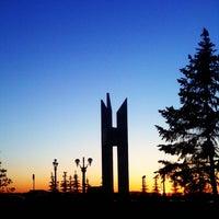 Снимок сделан в Набережная (3-я очередь) пользователем Sergey K. 4/29/2013