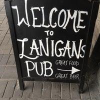 Photo taken at Lanigan's Pub by Nathen H. on 2/27/2016