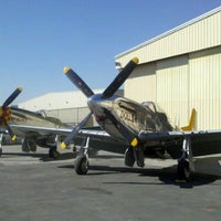Photo taken at The Air Museum: Planes of Fame by Jonathan L. on 1/12/2013