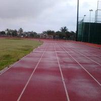Photo taken at Unidad Deportiva de Ciudad Madero by Jhonny M. on 2/1/2013