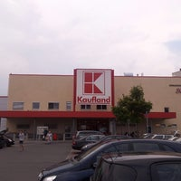 Photo taken at Kaufland by Vitaly D. on 8/10/2013